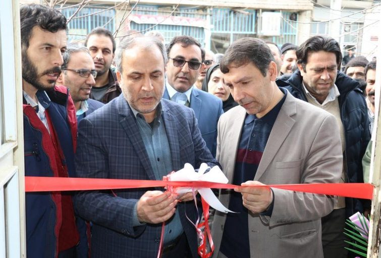 افتتاح دو مرکز خدمات کشاورزی غیر دولتی روستایی در شهرستان بناب+ تصاویر
