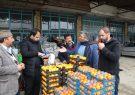شروع گشت های مشترک نوروزی کنترل و نظارت بر بازار عید در بناب+ تصاویر