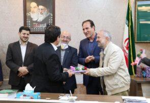 مراسم تجلیل از معلمان و اساتید شهرستان بناب برگزار شد+ تصاویر