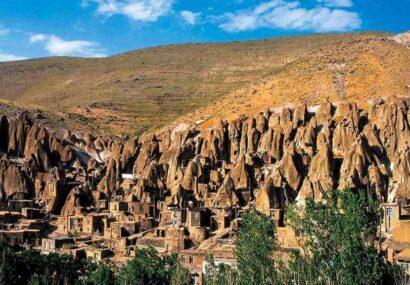 💠ارتباط ۲ روستای تاریخی کندوان و صور بناب برقرار شد