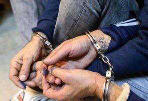 سارقان طلاهای پیرزن بنابی در دام پلیس