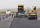 بهسازی وروکش آسفالت ۱۰ محورشريانی درجاده های آذربايجان شرقی درحال اجراست