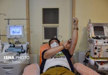 نجات ۳ نفر با یک واحد خون اهدا شده