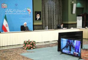 بهرهبرداری از ۸ پروژه مهم وزارت نیرو در استانهای بوشهر و آذربایجان غربی