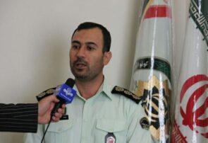 دستگیری سارقان حرفه ای با ۷ فقره سرقت در بناب