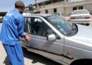 دستگیری سارق خودرو در بناب