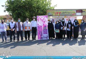 مانور اورژانس اجتماعی بهزیستی شهرستان بناب برگزار شد+ تصاویر