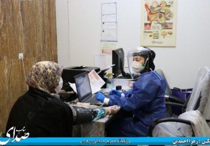 طرح برنامه خونگیری جمعیت هلال احمر بناب برگزار شد+ تصاویر