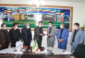 ناصر صمدی انصار به عنوان معاون آموزش متوسطه آموزش و پرورش شهرستان بناب منصوب شد