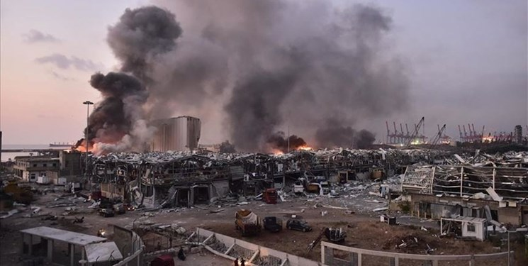 استاندار بیروت در اظهاراتی میزان خسارت ناشی از انفجار بندر بیروت را بین ۱۰ تا ۱۵ میلیارد دلار برآورد کرد.