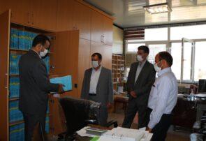 بازدید مدیر کل تأمین اجتماعی آذربایجان شرقی شعبه بناب/سمساری: ضرورت توسعه خدمات غیرحضوری در راستای رضایتمندی مخاطبین