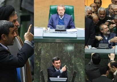 احتمال کاندیداتوری لاریجانی و احمدینژاد /تکرار «یکشنبه سیاه» در واپسین جمعه بهار ۱۴۰۰؟