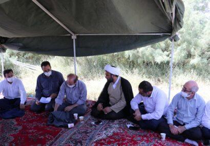 اجرای طرح مطالعاتی منطقه قرهقشلاق در راستای توسعه گردشگری شهرستان بناب