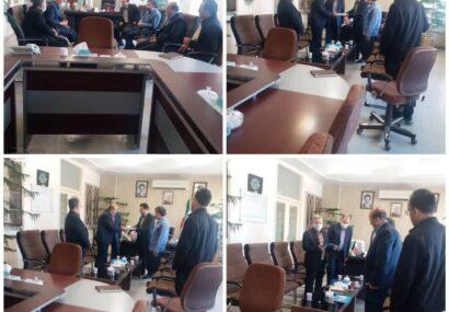 مدیر جدید شرکت آب و فاضلاب شهرستان بناب معرفی شد