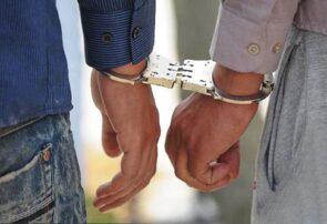 دستگيري ۲سارق حرفه ای با ۱۵ فقره سرقت در بناب