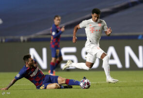 لیگ قهرمانان اروپا/ بارسلونا ۲ – بایرن مونیخ ۸