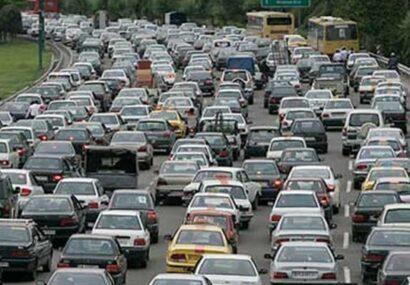 ثبت ۹۵میلیون و ۸۰۰هزار تردد خودرو در محورهای آذربایجانشرقی/ محور بناب – مراغه یکی از پر ترددترین محورهای استان