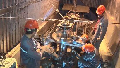 بخش گاز نیروگاه سیکل ترکیبی بناب، منتظر اعتبار