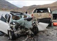 کاهش ۱۴ درصدی آمار تصادفات رانندگی در استان