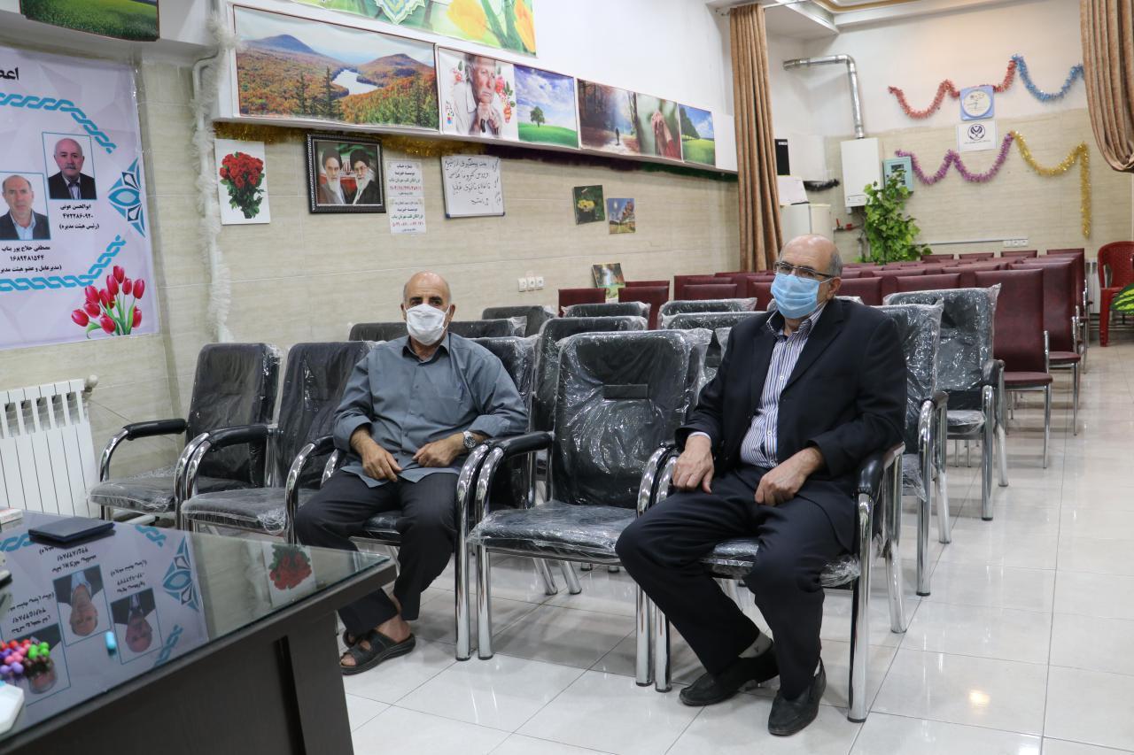 بنیاد فرزانگان بناب نهادی برای تکریم مقام سالمندان در شهرستان بناب