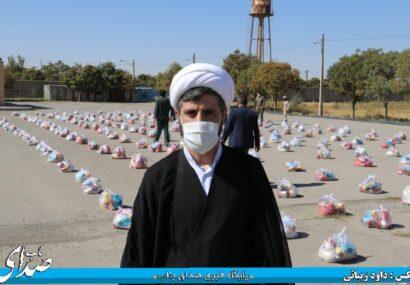 مردم جهادی بناب همواره با کمک های مومنانه خود مسولان را تنها نگذاشته اند/ کمک های مومنانه سپاه بناب ادامه خواهد داشت