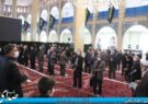 عزاداری مردم متدین بناب در سالروز شهادت امام حسن عسگری (ع) + تصاویر