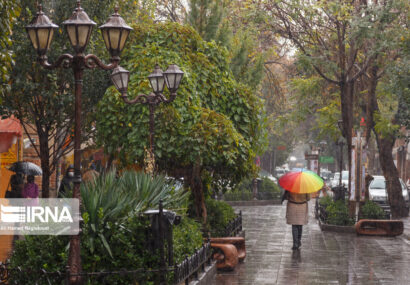 بارش در آذربایجانشرقی ۲۴ درصد افزایش یافت