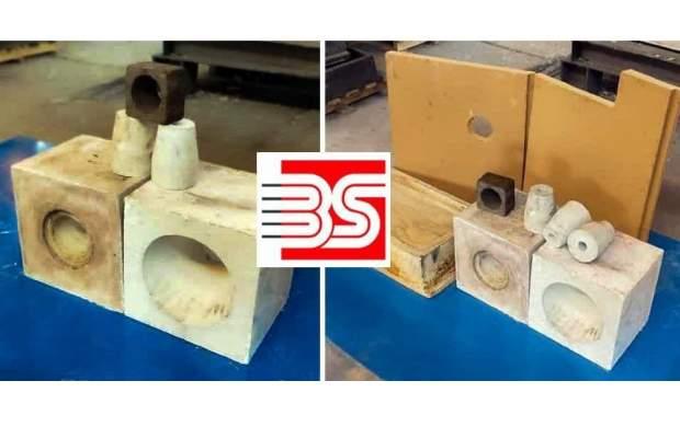 کاهش هزینه ارزی و شكوفایی دانش فنی در مجتمع فولاد صنعت بناب با بومی سازی قطعات
