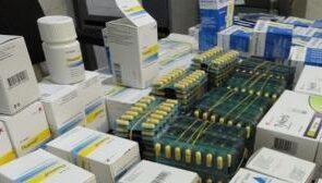 کشف داروهای پزشکی قاچاق در بناب به ارزش بیش از ۲ میلیارد ریال