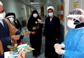 تقدیر  و تشکر مدیریت حوزه علمیه بناب از کادر درمان این شهرستان+ تصاویر