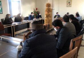 کمیته هماهنگی تربیت نیروی ماهر گلخانه ای و پرورش قارچ خوراکی در شهرستان بناب