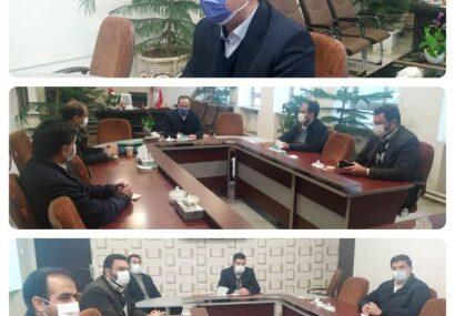 تاکید فرماندار بناب بر رعایت انضباط اداری توسط کارکنان ادارات