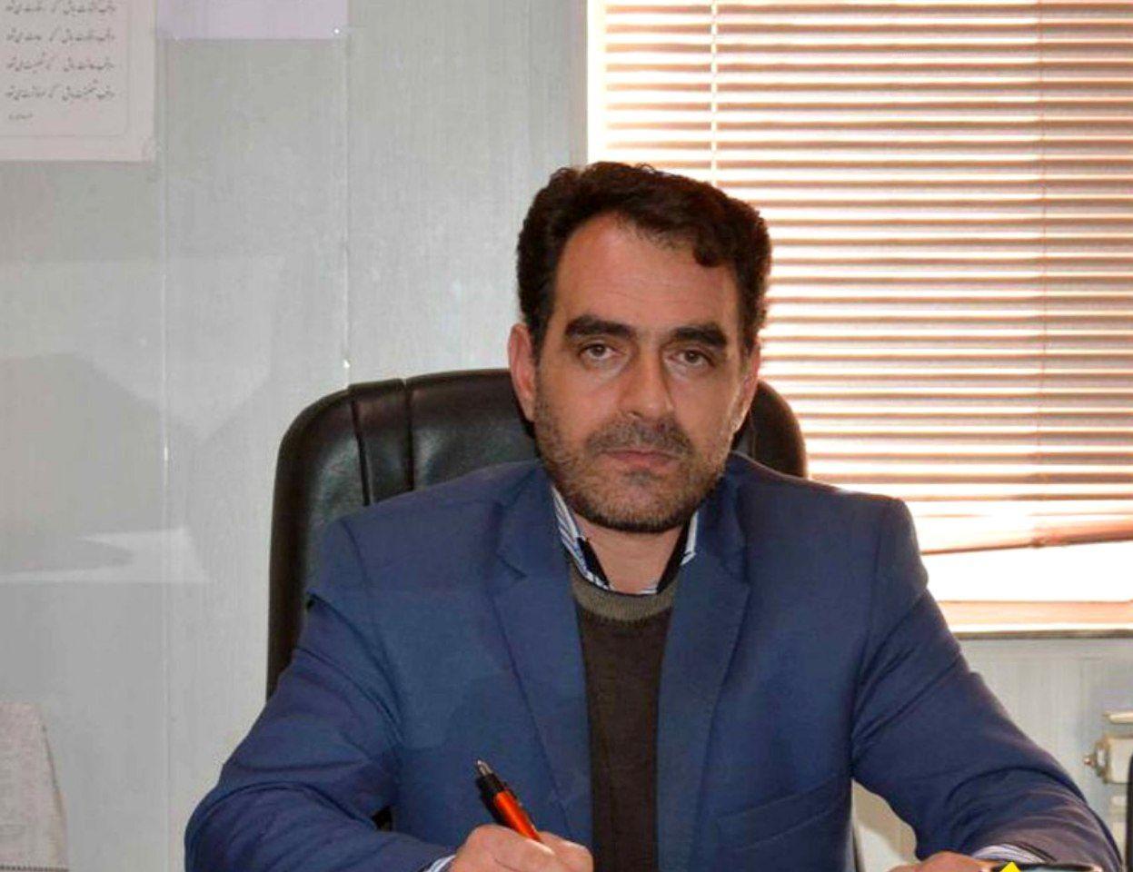 محمد رضا اعلائی به عنوان رئیس بهزیستی شهرستان بناب معرفی شد