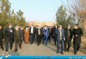 سفر یک روزه مجمع نمایندگان استان آذربایجان شرقی به شهرستان بناب+تصاویر