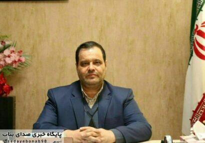 پیام تبریک رئیس سازمان حمل و نقل عمومی شهرستان بناب به مناسبت دهه فجر و فرا رسیدن یوم الله ۲۲ بهمن