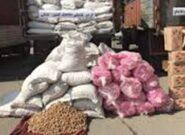محکومیت یک میلیارد ریالی عامل قاچاق گردو توسط تعزیرات حکومتی بناب