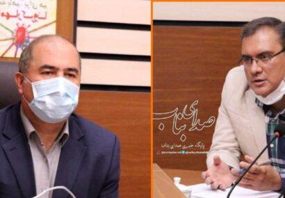 دکتر وحید رضایی رئیس بیمارستان امام خمینی ره بناب به عنوان سرپرست جدید شبکه بهداشت و درمان شهرستان بناب انتخاب شد