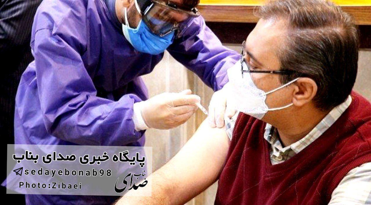 تزریق ۹۰ دوز واکسن کرونا در اولین مرحله واکسناسیون در بناب/شروع تزریق واکسن کرونا به معنای اتمام این بیماری منحوس نیست