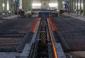درخشش نوردکاران مجتمع فولاد صنعت بناب در سال ثبت رکوردها