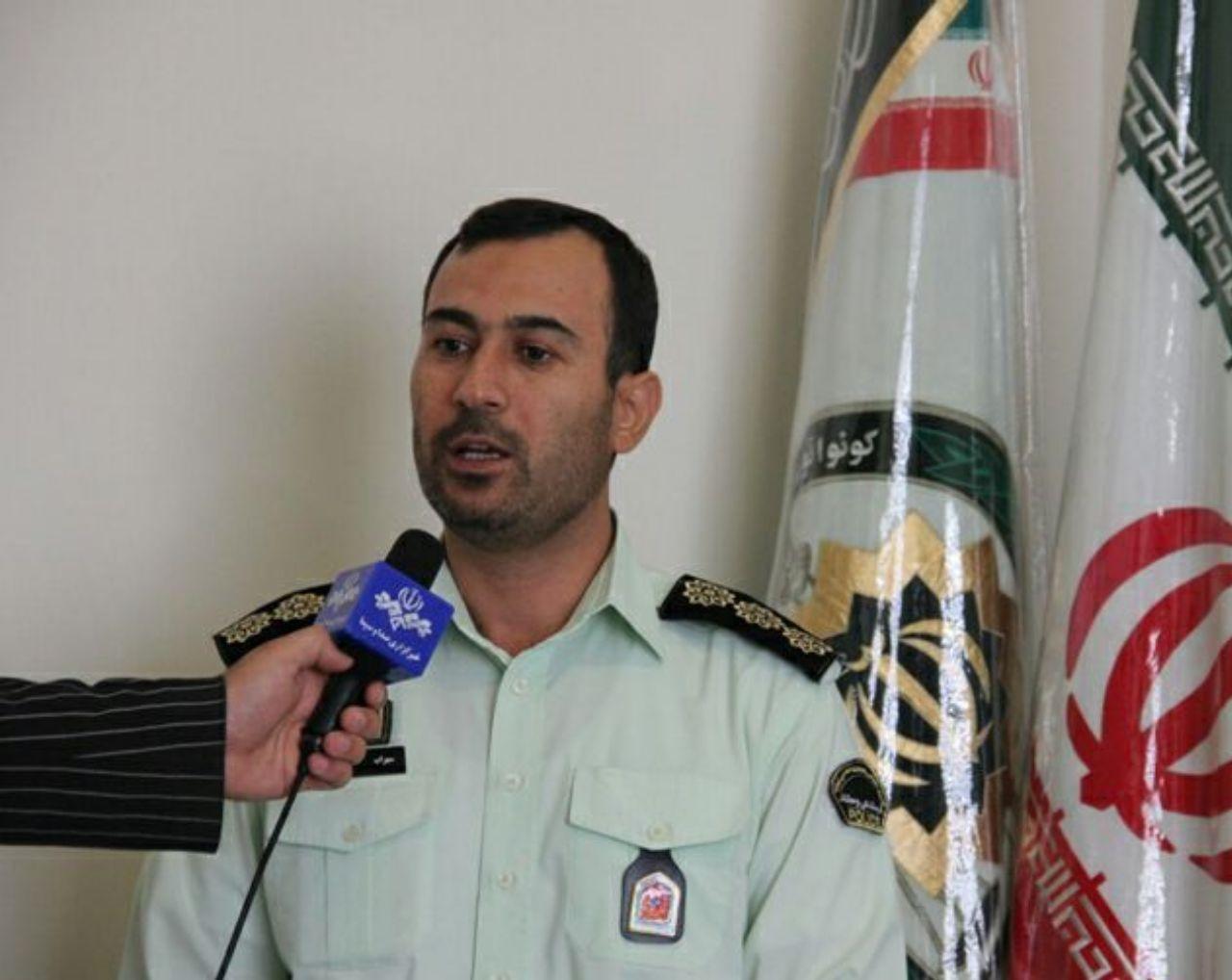 دستگیری سارقان حرفه ای با 7 فقره سرقت در بناب