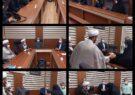 مراسم تجلیل از کادر نمونه بارز حجاب و عفاف شبکه بهداشت و درمان شهرستان بناب برگزار شد