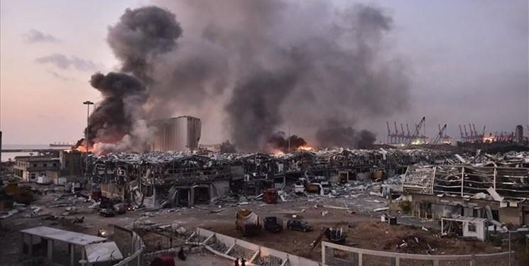 استاندار بیروت در اظهاراتی میزان خسارت ناشی از انفجار بندر بیروت را بین 10 تا 15 میلیارد دلار برآورد کرد.
