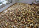 کشف ۷ تن شیرینی فاسد به ارزش ۲ میلیارد ریال در بناب