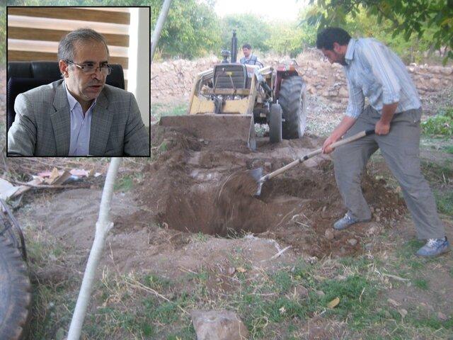 80 درصد از چاههای غیرمجاز در حال حفاری در آذربایجان شرقی مسدود شدند