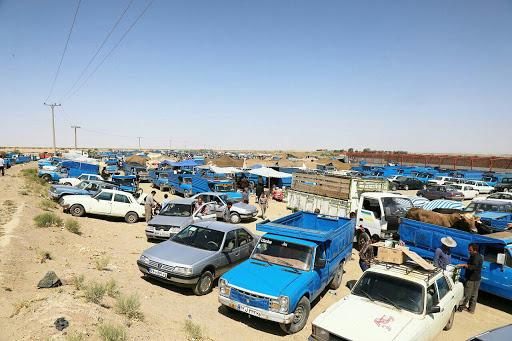 میدان دواب و بازار هفتگی این شهرستان طی 3 روز آینده تعطیل
