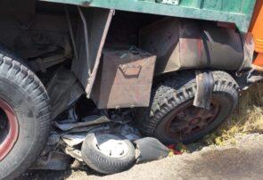 حادثه رانندگی در محور بناب- مراغه سه جوان را به کام مرگ کشاند