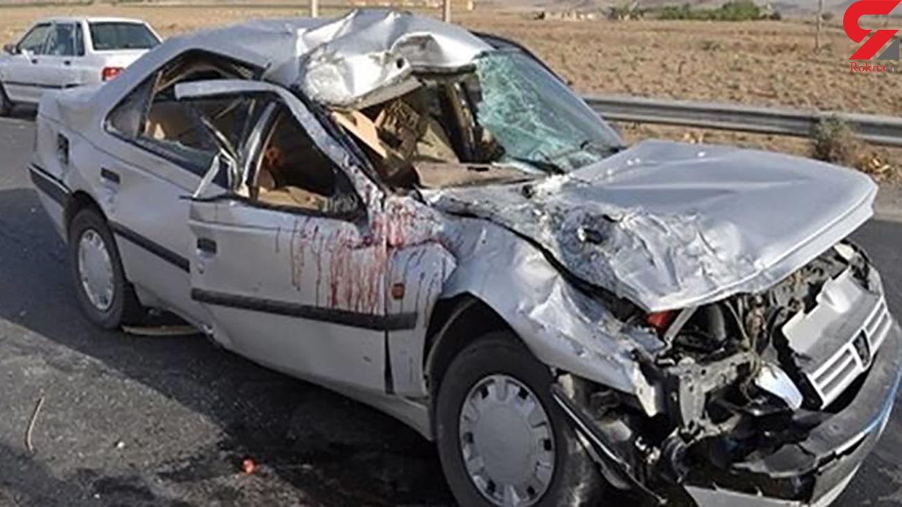 افزایش چشمگیر تصادفات مرگبار در محورهای مواصلاتی بناب/ ضرورت توجه بیشتر به رفع نقاط حادثه خیز جاده ای بناب