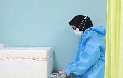 واکسینه شدن ۱۸ درصد از جمعیت آذربایجان شرقی/ شهرستان بناب قرمز شد