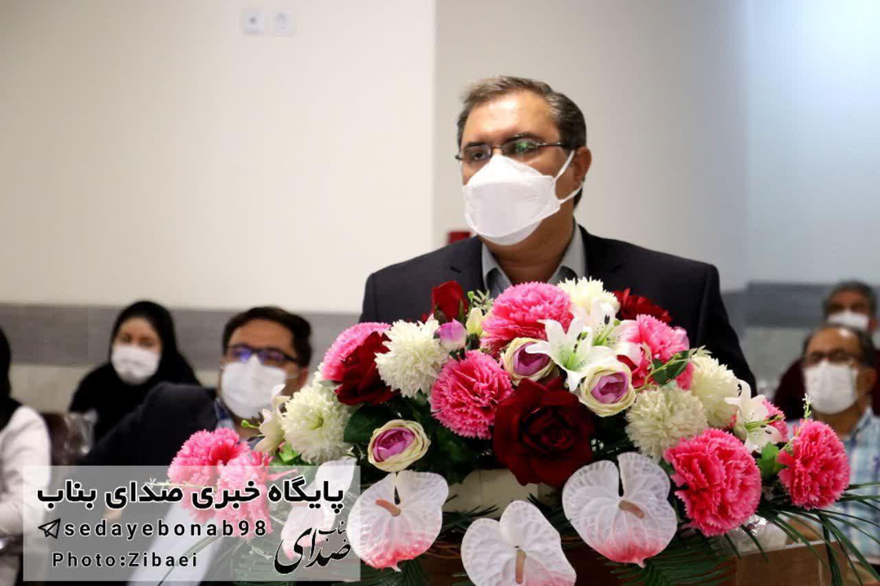 افتتاح و بهره برداری ۷ پروژه درمانی با اعتبار ۸۰ میلیارد ریال در شهرستان بناب