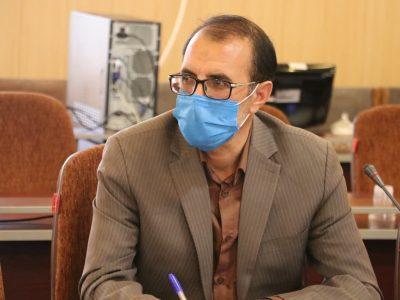 کلید ساختمان شهرداری مبارکشهر به علی یوسف زاده شهردار سابق خوشه مهر سپرده شد
